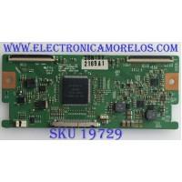 T-CON / LG / 6871L-2169A / 6870C-0310A / LC420WUN-SCA1 / PANEL LC420WXN / MODELO 42LG30-UD