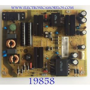 FUENTE DE PODER / P400D103DA-MS04 / SHLD4001A-247E / 25-DB4573-X215 / BQ7NCRSIQC00 / PANEL V400DJ2-D03 REV.C1 / MODELOS V405-G9 LINIYAKV / V405-G9 LINIYALV / V405-G9 LINIYANV