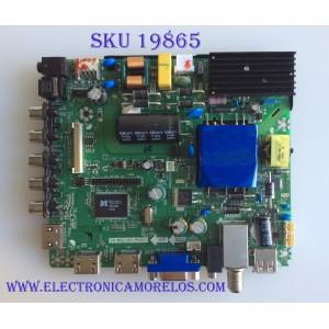 MAIN / FUENTE / (COMBO) / PIXEL K15062037 / PO150601745 / TP.MS3393.PB801 / PANEL CX400DLEDM / MODELO LE-4028