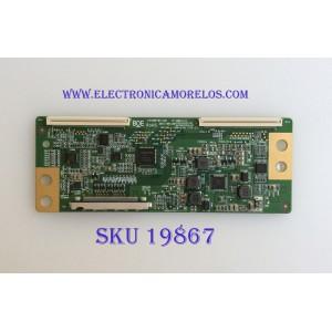 T - CON / 44-9771326O / 47-6021171 / PANEL HV430FHBN10
