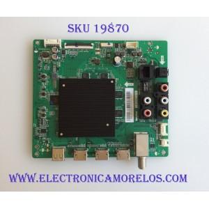 MAIN / VIZIO / U18123572 / T.MT5597.U761 / 3C9BD6556FC5 / PANEL V500DJ6-D03 / MODELO V505-G9 LINIXXKV
