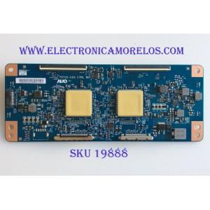 T-CON / VIZIO 55.65T56.C03 / 5565T56C03 / 75T05-C03-CTRL BD / PANEL T650QVF09.0 / MODELO PQ65-F1 LTMAXRLU