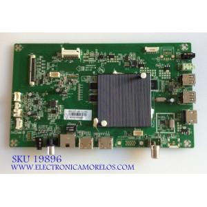 MAIN / JVC 515C65864M01 / 35022747 / UMK5501UN / LSC546PU1L01 / 171114T8A / 2010031195 / PANEL LSC650FN04 / MODELO LT-65MA877
