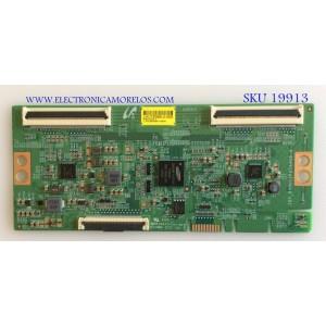 T-CON / TCL LJ94-41735B / 18Y-RAHU11P2TA4V0.0 /41735B /41735C / L41735B8J1HD6 / LMC650FN04 / PANEL LVU650NDEL / MODELOS  65S423 / 65S423TFAA / 65S425TACA / 65S423LFAA / 65S425LACA / 65R617 / LT-65MA877