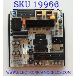 FUENTE DE PODER PARA TV VIZIO 4K HDR UHD SMART TV / NUMERO DE PARTE 60101-02028 / PW.176W2.671 / HV650QUB-N90 / E173873 / PANEL BOEI650WQ1-H / MODELOS D65X-G4 / D65X-G4 LHBFXV