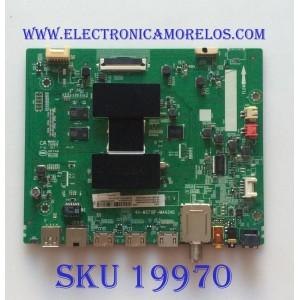 MAIN / TCL / 08-CM65CUN-OC400AA / 40-MST10F-MAA2HG / 08-MST1003-MA300AA / V8-ST10K01-LF1V1210 / PANEL LVU650NDEL / MODELO 65S4