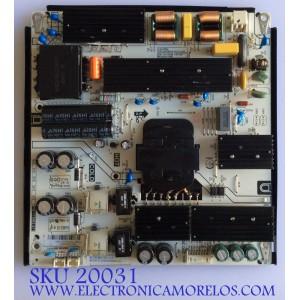 FUENTE DE PODER PARA TV VIZIO 4K HDR UHD SMART TV / NUMERO DE PARTE 320022038401005 / PW.176W2.671 / HV650QUB-N90 / E173873 / PANEL BOEI650WQ1-H / MODELO D65X-G4 / D65X-G4 LHBFXV / D65X-G4 LHBFXVBU / D65X-G4 LHBFXVAU / D65X-G4 LHBFXVCU