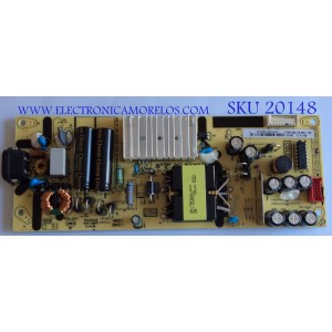 FUENTE DE PODER / TCL /  08-L12NLA2-PW210AA / CCP-508 / E56334 / PANEL LVU430NDEL AD9W14 / MODELOS 43S423 / 43S425 / MAS MODELOS EN DESCRIPCION