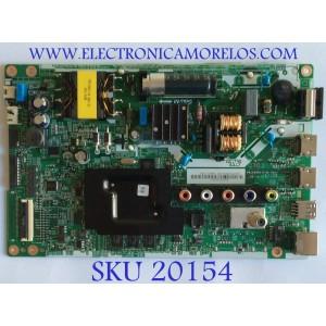 MAIN / FUENTE / (COMBO) / SAMSUNG / VN43FS085U / 60103-00187 / MML41A050478A / PANEL BOEI430WU1 / MODELO UN43N5300AFXZA BA01