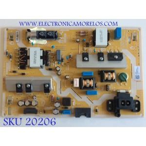 FUENTE DE PODER / SAMSUNG / BN44-00947C / L40E6_NSM / PSLF121E10A / PANEL CY-NN043HGNV1H / MODELO UN43NU7100FXZA DB04