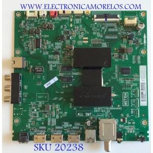 MAIN / HITACHI / X490277 / 40-MST10A-MAA4HG / V8-ST10K01-LF1V001 / M8-T10NA12-MA200AA / PANEL LVU650LGDX E1 V41 / MODELO 65R80