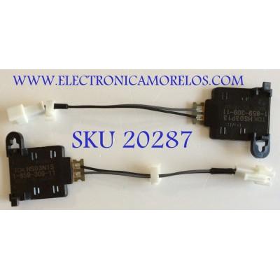 SONY / 1-859-309-11 / TDKHS03P13 / TDKHS03P15 / PANEL V550QWME08 / MODELO XBR-55X850G
