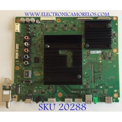 MAIN SONY / A-2229-435-A / 1-983-791-21 / 794C / PANEL V550QWME08 /  MODELO XBR-85X850G