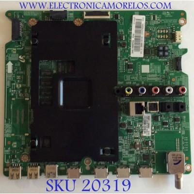 MAIN SAMSUNG / BN94-10519A / BN41-02344D / BN97-10836A / PANEL'S CY-GJ040HGLVGH / CY-GJ040HGLVGV/H / MODELOS UN40JU6500FXZA TS04 / UN40JU6500FXZA TD02 / UN40JU6500BXZA / UN40JU6500FXZC