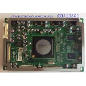 MODULO DE ENCENDIDO E ILUMINACIÓN LG / YW83LE9905A / EAX4343970 / 0X6357V3.0 / PANEL LC420WUF-(SA)(A1) / MODELO 42LG60-UA.AUSQLJM