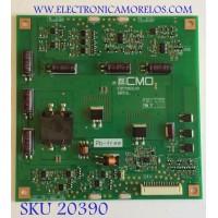 LED DRIVER SANSUI, RCA / 27-D044477 / VDT70102.00 / PANEL V420H2-LE3 REV.C3 / MODELOS SLED4280 / LED42A55R120Q