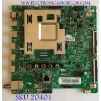 MAIN SAMSUNG / BN94-14200D / BN41-02703A / BN97-15719D / PANEL CY-NN055HGLV2H / MODELO UN55RU7100FXZA FA01