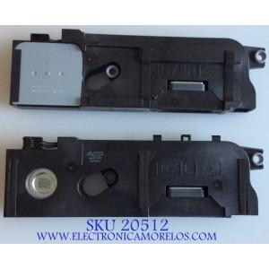 BOCINAS PARA TV LG / MGJ639816 / EAB64370604 / EAB64370603 / PANEL LC650AQD-EKA4 / MODELO OLED65B7P-U BUSYLJR