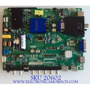 MAIN FUENTE (COMBO) SCEPTRE / 8142123352159 / HV430FHB-N10 / C18032194 / TP.MS3553.PB753 / MODELO X435BV-FSR