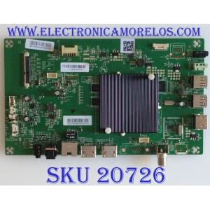 MAIN POLAROID / 34020093 / 35022747 / F845ADA85F08 / PANEL V500DJ6-QE1(T3) / MODELO 50T7U