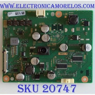 TARJETA INTERFACE SONY / A-2229-299-B / 1-982-630-32 / 173684632 / 744B / PANEL YM9F043HNG01 / MODELO XBR-43X800G