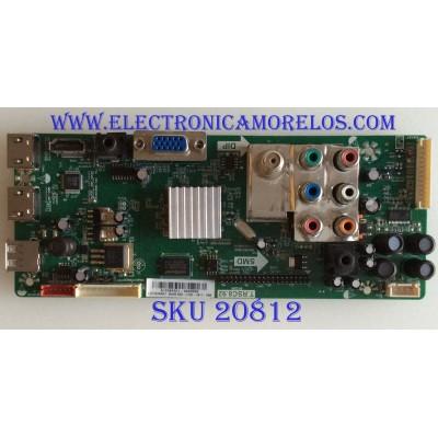 MAIN COBY / LEDTV3916 / T.RSC8.92 / LSC320AN01 / A12093221 / PANEL V390HJ1 -P02 REV:C1 / MODELO LEDTV3916