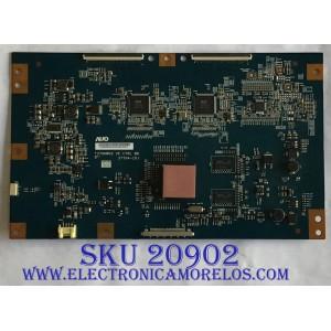 T-CON SAMSUNG / 55.46T03.C06 / T370HW02 VE / 37T04-C0J / PANEL T460HW03 V.5 / MODELOS LN46B610A5FXZA / LN46B630N1FXZA / SUSTITUTAS 55.46T03.C16 / 55.46T03.C18 / BN81-02369A / 55.31T06.C05 / 55.46T03.C11 / 55.37T05.C02 / BN81-02346A