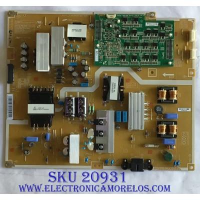 FUENTE DE PODER SAMSUNG / BN44-00740A / L55C2L_ESM / MODELOSUN48H8000AFXZA TS01 / UN55H8000AFXZA TS02