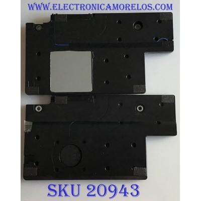 BOCINAS SAMSUNG / BN95-30939A / A14E14WJ03 / MODELO UN55H7150AF