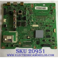MAIN SAMSUNG / BN94-05656M / BN41-01812A / BN97-06430L / PANEL LTJ550HW08.V / MODELO UN55ES6600FXZA TS01