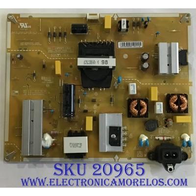 FUENTE DE PODER LG / EAY65589001 / EAX68942901 / LGP60T-19U1 / 3PCR02545A / PANEL NC600DQE-VSHP1 / MODELO 60UM6900PUA.BUSNLOR