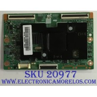 T-CON SAMSUNG / BN96-28956A / BN41-02069A / PANEL CY-HF320CSLV4H / MODELO UN32F6300AFXZA US02