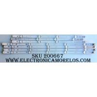 KIT DE LED PARA TV / QHJa12F1B / LG Innotek Direct 49inch UHD A type Rev.0.0_150429 / LG Innotek Direct 49inch UHD B type Rev.0.0_150429 / AG-D1 94V-0 1601