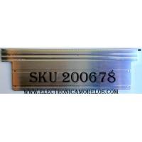 LED PARA TV / PANASONIC 6920L-0001C / 6922L-0016A / MODELO TC-L42E50 / PANEL LC420EUD(SE)M1)