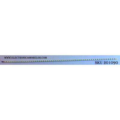 LED PARA TV ( 1 PIEZA) / APEX 26T08-04A / TD26T10001 / TD26T10001ZD3D8LM19L0286 / T260XW06 V.3 / MODELO LE2612D
