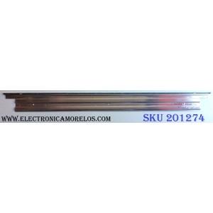 LED PARA TV / LG 6916L2275A / 6916L2276A / 6916L-2275A / 6916L-2276A / 60¨ V15 ART3 UD REV 0.1 L-Type / 60¨ V15 ART3 UD REV 0.1 R-Type / 6922L-0147A / PANEL LC600EQF (FH)(M1) / MODELO 60UF7300-UT BUSULJR