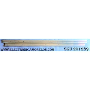 """LED PARA TV / LG 65"""" V17 ART3 3029 REV0.2 2 L-TYPE / 65"""" V17 ART3 3028 REV0.2 2 R-TYPE / 6916L3028A / 6916L3029A / 6922L-0223A / 6916L-3028A / 6916L-3029A / PANEL LC650EGE(FK)(M1) / MODELOS 65UJ7700-UA / 65UJ7700-UA BUSYLJR"""