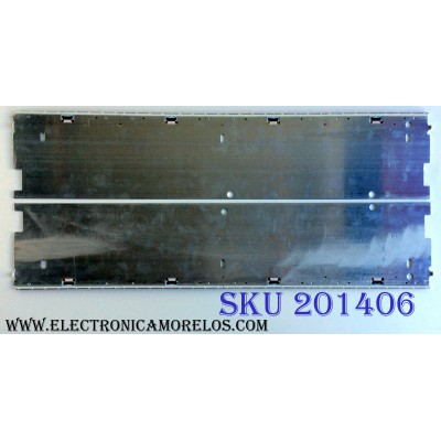 KIT DE LED´S PARA TV (2 PIEZAS) / SONY 4-580-375-01 / CH#1 / 160301D R / 4-580-377-01 / CH#1 / 160110D L /  SFG 65 L209334A 6050210 P-MOD 65 / L209334A / 6050210 / P-MOD 65 / PANEL YD6S650STN01 / A2093033A / MODELO XBR-65X930D