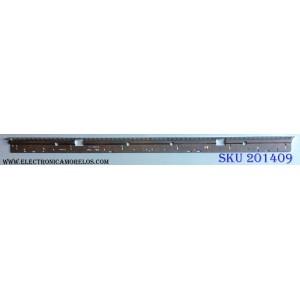 LED PARA TV / SONY LB43026 V0_00 / 4-690-560 / 170416D / 77900 DFD-8 / PANEL`S YS7F430HNG01 / A2165668A / LC430EQY(SK)(A2) / MODELO KD-43X720E