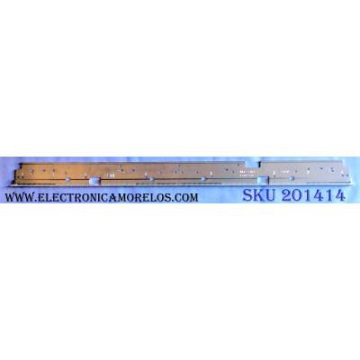 LED PARA TV / SONY NLAW20450 / 4-690-560 / 171011N / E_RC20100330F43F00213NJ / E_RC20100334F43F00213NJ / PANEL YM7F430HNG01 / MODELO XBR-43X800E