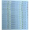 KIT DE LED'S PARA TV (16 PIEZAS) / T650QVF06.1 V1 / E88441 / ZE65T400023C7 / PANEL T650QVF06 / MODELO P65-C1