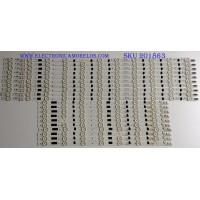 KIT DE LED'S PARA TV (20 PIEZAS) / SAMSUNG / BN41-01972A / BN96-25338A / 25312A / 25313 / 2013SVS55F L REV1.9 130212 / 2013SV55F R 7 REV1.9 130212 / MODELOS UN55F6800AGXZD / UN55F6800AFXZX / (MAS MODELOS EN DISCRIPCIÓN)