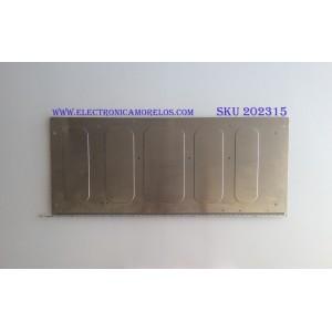 LED PARA TV (1 PIEZA) / PANASONIC / 6202B0009L101 / E150504 / E117098 / PANEL V500HJ1-LE8 / MODELO TC-50CS600X / 60 CM X 25 CM /