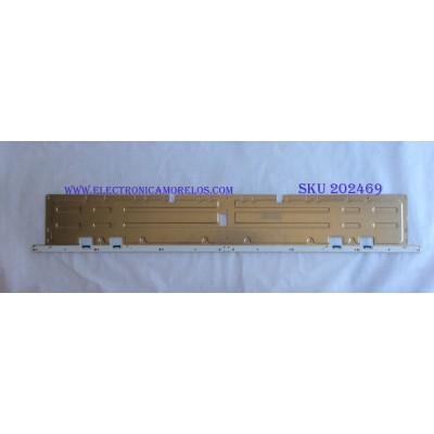 LED PARA TV ( 1 PIEZA ) / SAMSUNG / 2351A / 2352A / PANEL CY-UM065FLLV8H / CY-SM065FLLV4H / CY-SM065FLLVAH  / MODELO UN65MU8000FXZA FC04  / 1.42 M X 21 CM / MAS MODLEOS EN DESCRIPCION