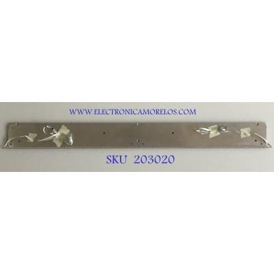 LED PARA MONITOR DELL (1 PIEZA) / 2D03483 / 2071830100T / YY-3447610001 / PANEL BOEA320WU1 / MODELO D3218HNO / 69 CM X 7 CM /