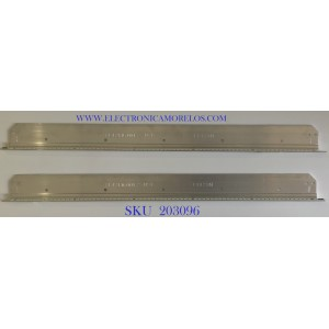 KIT D LEDS PARA TV VIZIO / 74.42T16.001-2-DS1 / 11929N / PANEL T420HB01 V.0 / MODELO M3D420SR LTMAKQBM