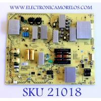 FUENTE DE PODER SONY / 1-474-732-12 / 147473212 / AP-P348AM A / 2955047003 / PANEL V750QWME02 / MODELO XBR-75X850G