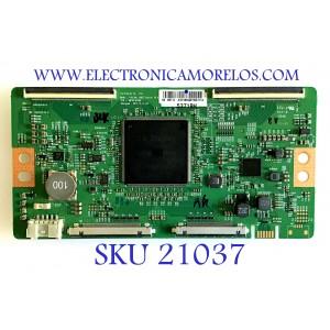 T-CON SONY / 1-897-315-11 / 6871L-5371B / 6870C-0749A / PANEL LC650EQL (SL)(A1) / MODELOS XBR-65X850G / XBR-65X850F
