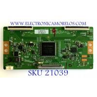 T-CON LG / 6871L-4149A / 6870C-0553A / 4149A / PANEL LC550EQE (PH)(F2) / MODELO 55UF8600-UF.BUSYLJR
