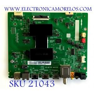 MAIN TCL / 08-AU43CUN-OC402AA V.2 / 40-MST10F-MAA2HG / 08-MST1003-MA200AA / 08-AU43CUN-OC402AA / 08-MST1003-MA300AA / PANEL LVU430NDEL AD9W08 / MODELOS 43S423 / 43S425TACA / 43S421TEAA / 43S421LEAA